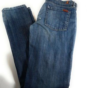 Seven for All Mankind 7 Womens Size 29 Joyce Denim